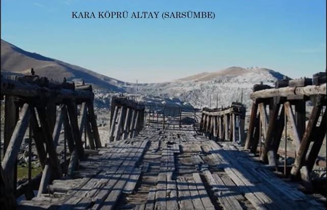Qara kopir (Altay qalasi)