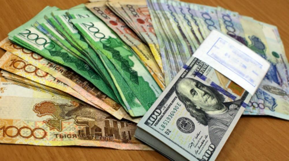 tenge dollar