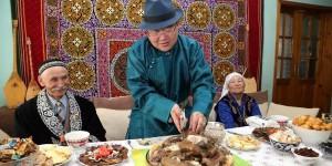 Моңғолия президенті Наурызды қазақтармен бірге қарсы алды (фото, видео)